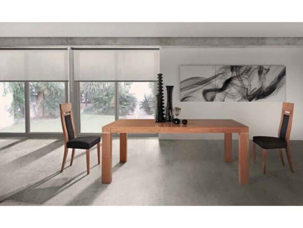 Conjunto de mesa y sillas HG Robles