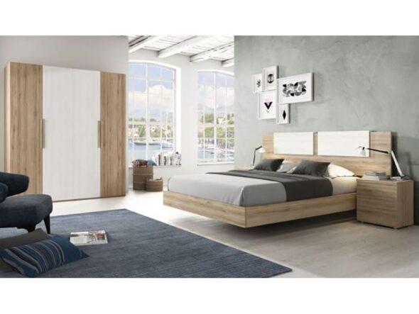 Dormitorio de matrimonio moderno Ramis Neo 552