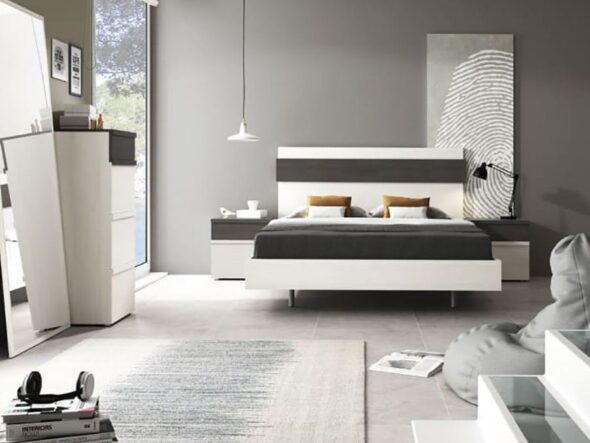 Dormitorio de matrimonio barato Ramis 557