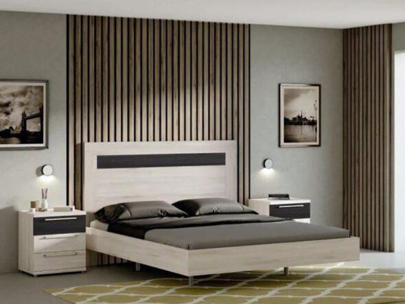 Dormitorio de matrimonio barato Ramis 154