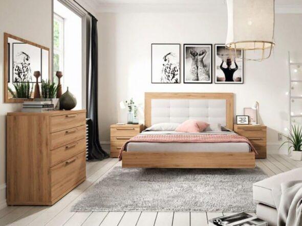 Dormitorio de matrimonio moderno Ramis Neo 157
