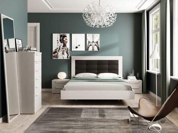 Dormitorio de matrimonio moderno Ramis Nix 159