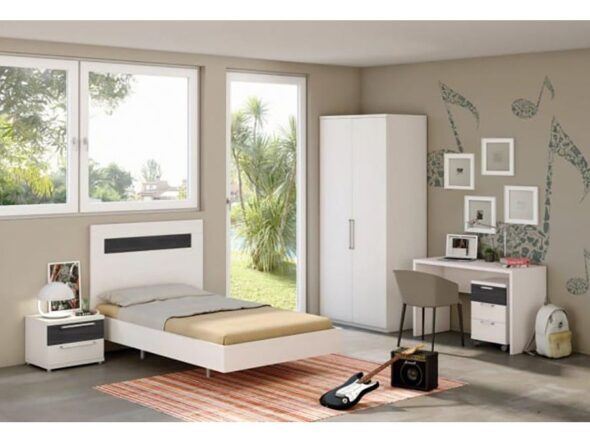 Dormitorio juvenil barato Ramis 161