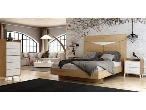 Dormitorio de matrimonio Azor Urban