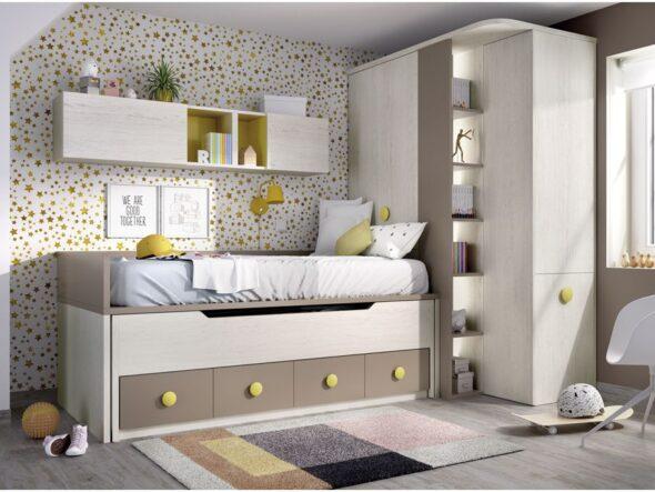 Dormitorio para joven Rimobel