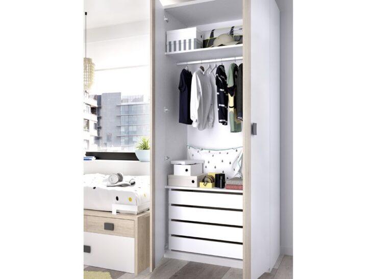 Interior armario con cajones Rimobel