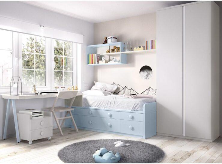 Dormitorio infantil 2 Rimobel