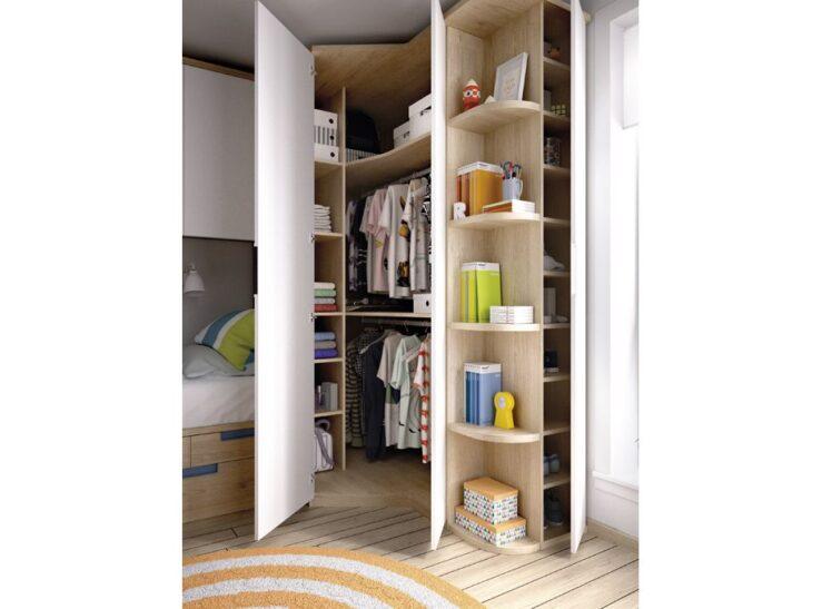 Detalle armario abierto Rimobel