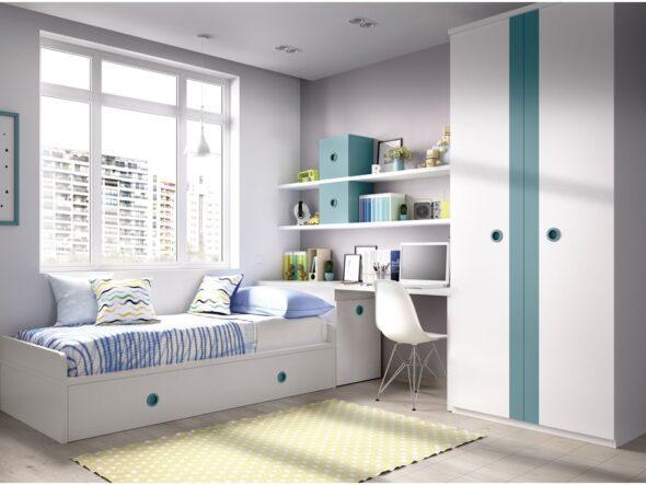 Dormitorio juvenil Rimobel 204