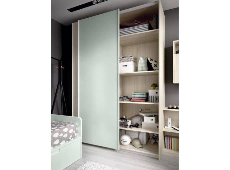 Detalle 1 armario puertas correderas