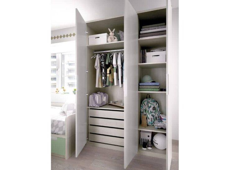 Interior armario opción 1