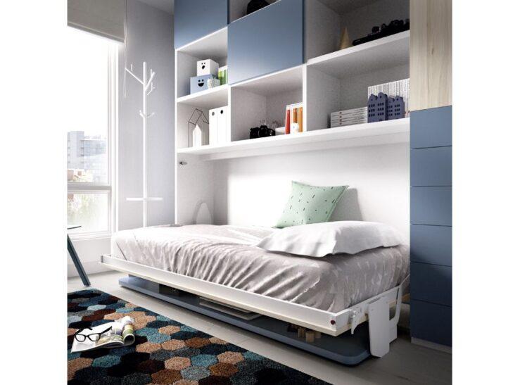 Detalle cama abatible Rimobel 404