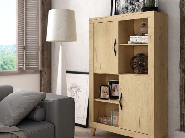 Mueble auxiliar vertical Azor