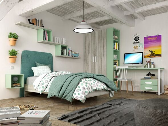 Dormitorio Juvenil Azor lider 34