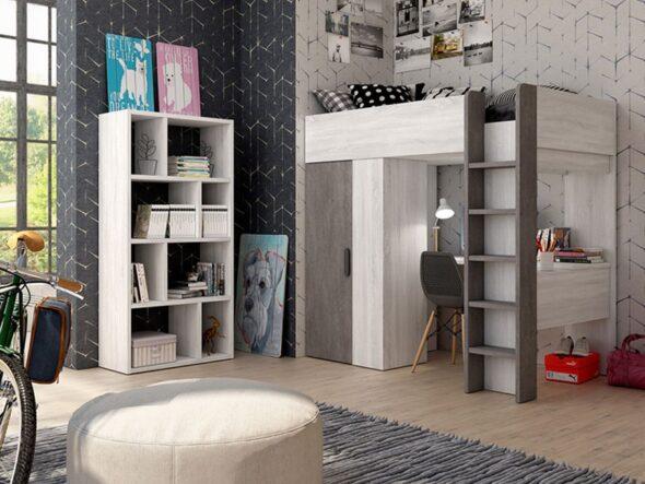 Dormitorio Juvenil barato azor lider 39