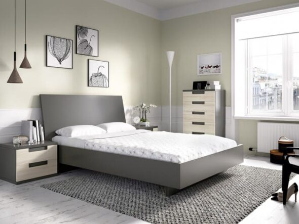 Dormitorio de matrimonio Rimobel Jumpy 615