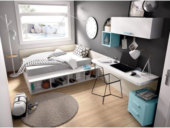 Dormitorio para joven Rimobel 611