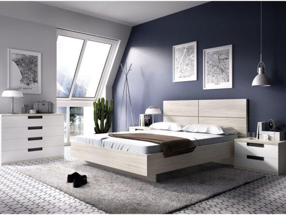 Dormitorio matrimonio Rimobel Mundo Joven