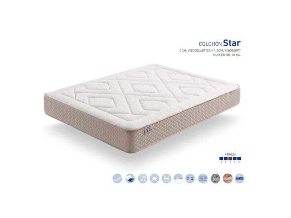 Colchón Vickflex Star