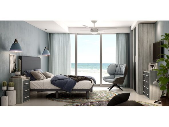 Dormitorio Urban Azor