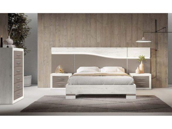 Dormitorio en norway y late