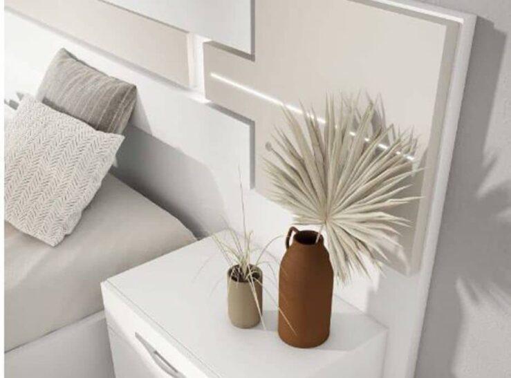 Detalle dormitorio modelo Viena 21