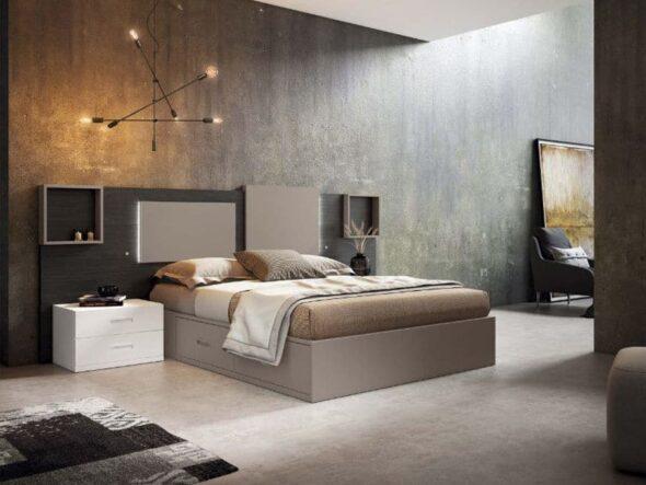 Dormitorio de Matrimonio VIENA 40