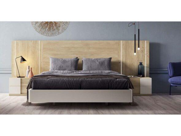 Dormitorio en color roblerus
