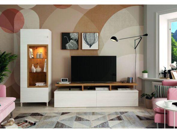 Composición de salón barato Neo 668