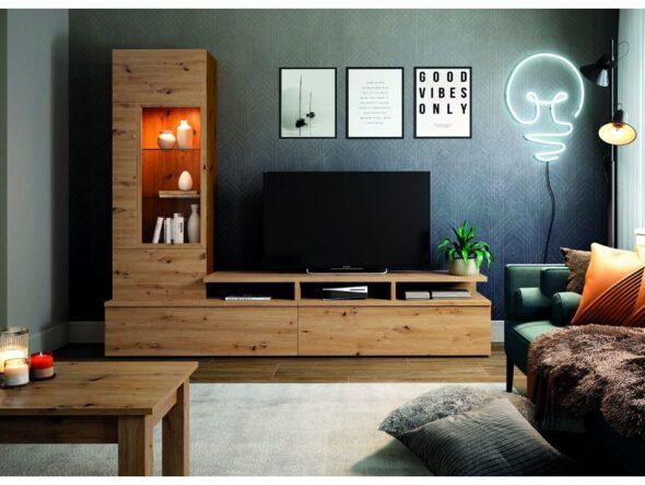 Composición de salón barato Neo 670