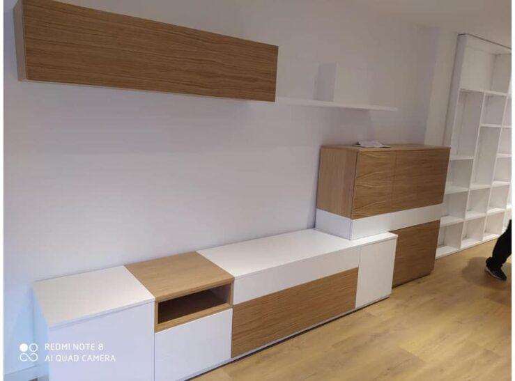 Muebles de comedor a medida del Proyecto 01