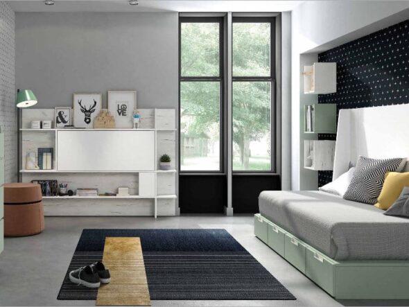 Dormitorio juvenil S20