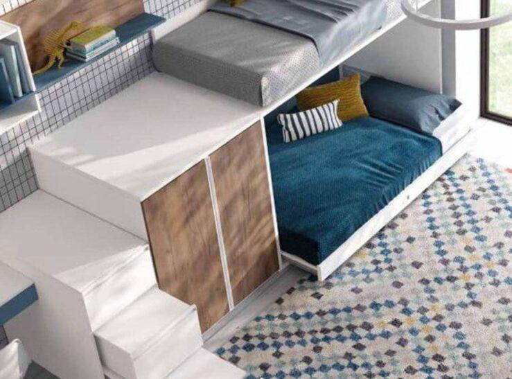 Dormitorio con Literas S44