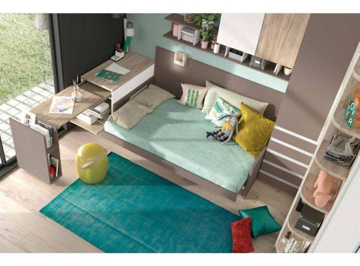 Dormitorio juvenil S46