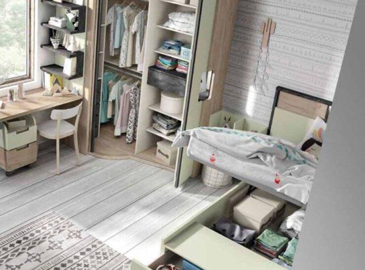 Dormitorio Infantil S61